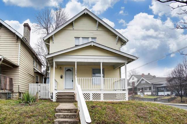 1052 S Champion Avenue, Columbus, OH 43206 (MLS #220001378) :: Susanne Casey & Associates