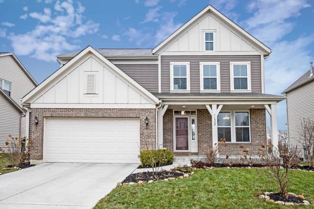 1529 Morrison Farms Drive, Blacklick, OH 43004 (MLS #220001386) :: Core Ohio Realty Advisors