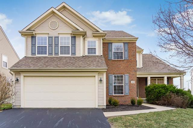 400 Mill Wind Drive, Westerville, OH 43082 (MLS #220001387) :: The Raines Group