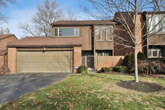 140 Glen Circle, Worthington, OH 43085 (MLS #220001398) :: Keller Williams Excel