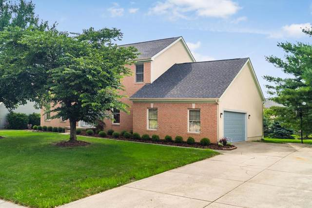 1007 Ridge Crest Drive, Columbus, OH 43230 (MLS #220001402) :: Core Ohio Realty Advisors