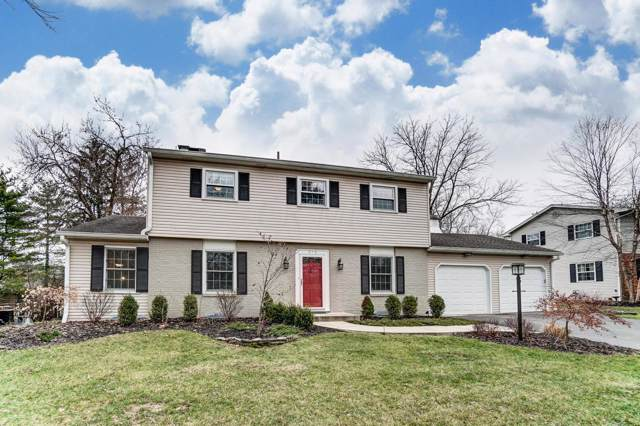 979 Greenridge Road, Columbus, OH 43235 (MLS #220001417) :: Susanne Casey & Associates