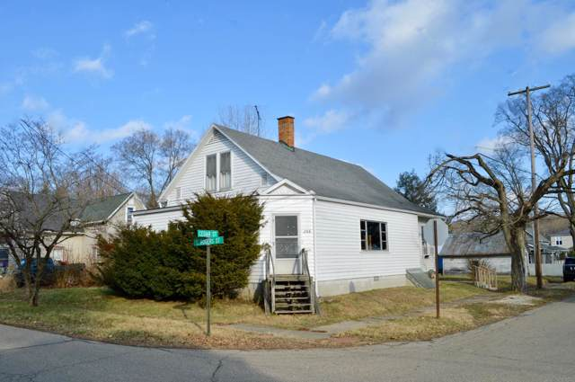 206 S Rogers Street, Mount Vernon, OH 43050 (MLS #220001428) :: RE/MAX ONE