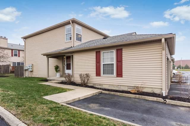 5684 Apricot Lane 99A, Hilliard, OH 43026 (MLS #220001430) :: Core Ohio Realty Advisors
