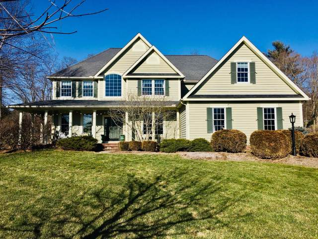 112 Shawn Court, Granville, OH 43023 (MLS #220001435) :: The Raines Group