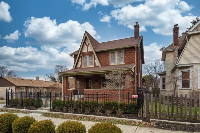376 E Deshler Avenue, Columbus, OH 43206 (MLS #220001444) :: Angel Oak Group