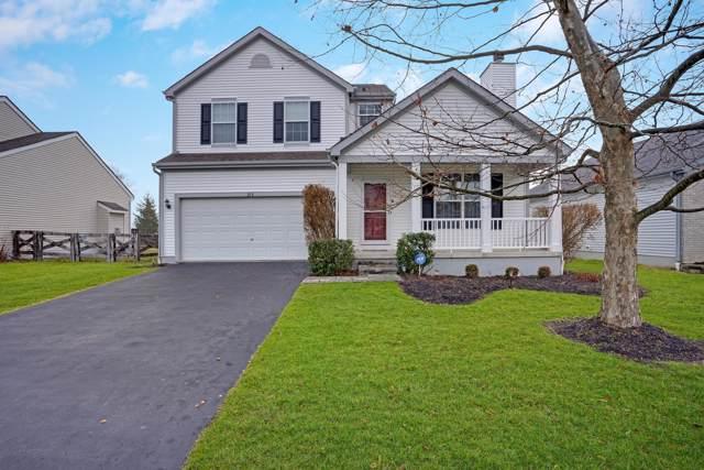 219 Brenden Loop, Delaware, OH 43015 (MLS #220001451) :: Core Ohio Realty Advisors