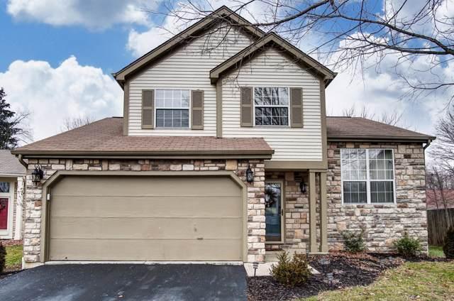3566 Raflin Drive, Columbus, OH 43231 (MLS #220001456) :: Core Ohio Realty Advisors