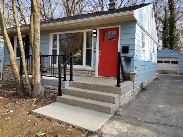 535 Olentangy Street, Columbus, OH 43202 (MLS #220001458) :: Susanne Casey & Associates