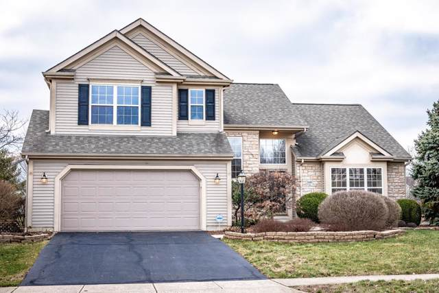 2440 Seton Drive, Lewis Center, OH 43035 (MLS #220001493) :: Angel Oak Group
