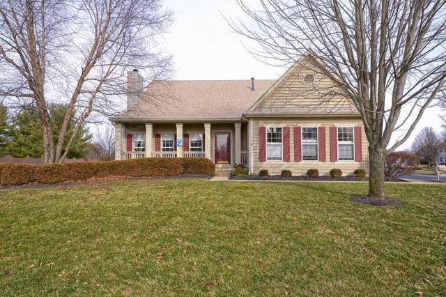 4430 Park Point, Lewis Center, OH 43035 (MLS #220001495) :: Keller Williams Excel