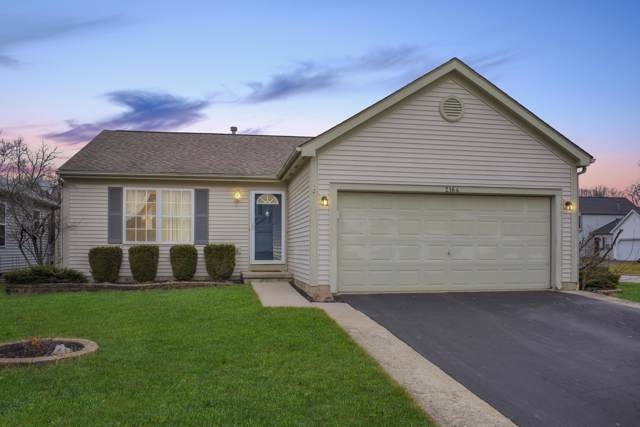 2164 Kingscreek Court, Grove City, OH 43123 (MLS #220001497) :: Exp Realty