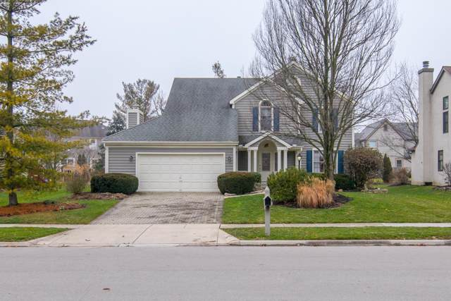 4143 Stellar Drive, Hilliard, OH 43026 (MLS #220001515) :: Exp Realty