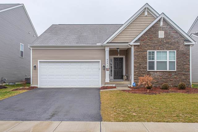 628 Kingshurst Drive, Blacklick, OH 43004 (MLS #220001516) :: Julie & Company