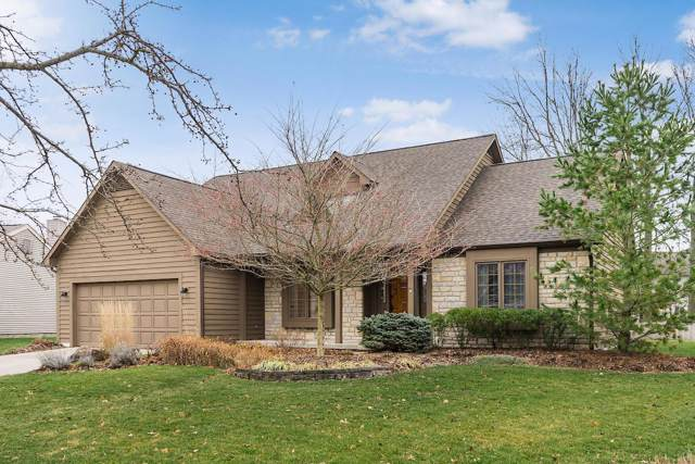 410 Six Pence Circle, Westerville, OH 43081 (MLS #220001538) :: The Raines Group