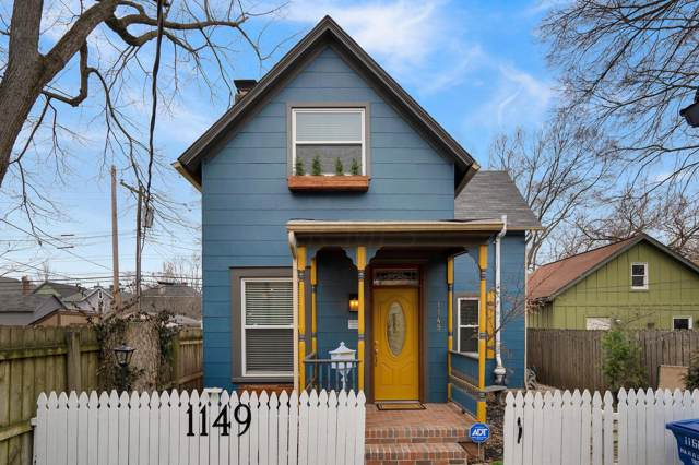 1149 Harrison Avenue, Columbus, OH 43201 (MLS #220001549) :: Exp Realty