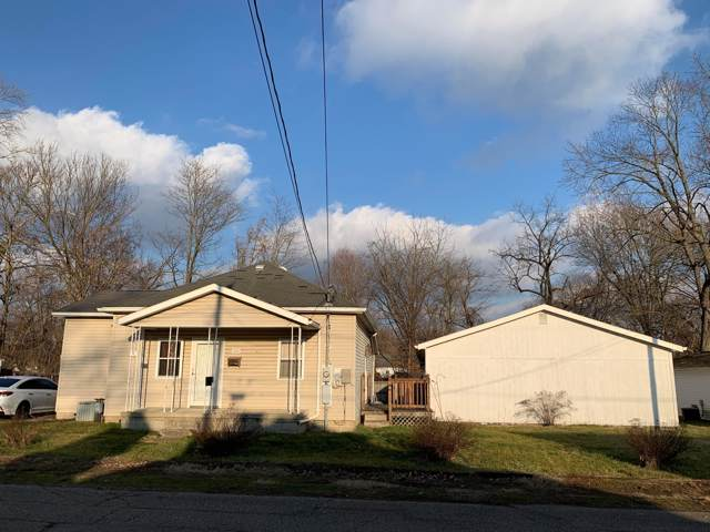 126 S Roosevelt Avenue, Lancaster, OH 43130 (MLS #220001552) :: The Raines Group