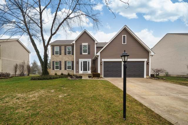 1469 River Trail Drive, Grove City, OH 43123 (MLS #220001557) :: Core Ohio Realty Advisors