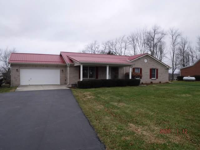 6437 Mccoppin Mill Road, Hillsboro, OH 45133 (MLS #220001589) :: CARLETON REALTY