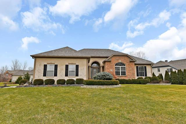 8754 Swisher Creek Crossing, New Albany, OH 43054 (MLS #220001590) :: Keller Williams Excel
