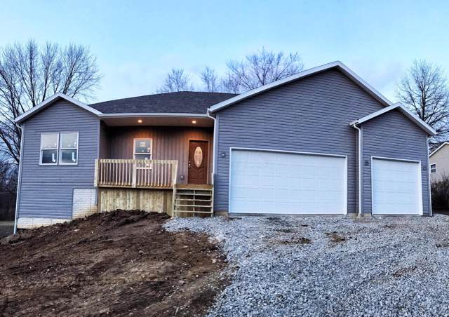 176 Harbor View Drive, Thornville, OH 43076 (MLS #220001599) :: Signature Real Estate