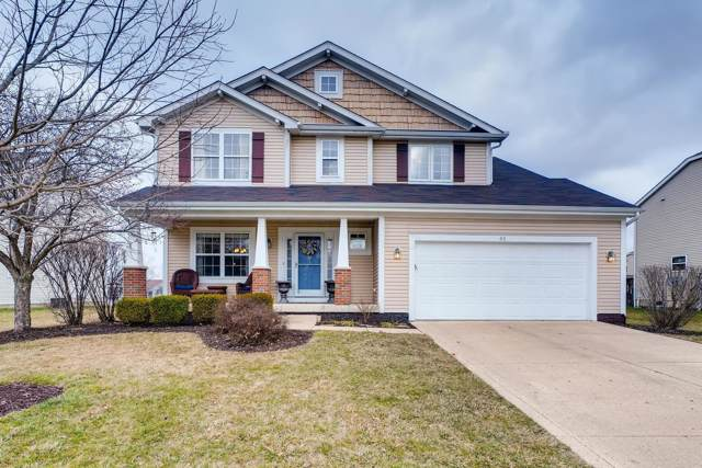43 Weeping Willow Run Drive, Johnstown, OH 43031 (MLS #220001603) :: Julie & Company