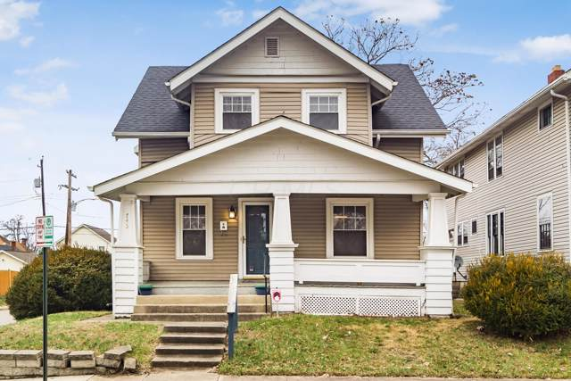 743 Ann Street, Columbus, OH 43206 (MLS #220001632) :: Huston Home Team