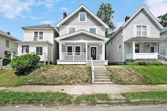 680 Siebert Street, Columbus, OH 43206 (MLS #220001633) :: The Raines Group