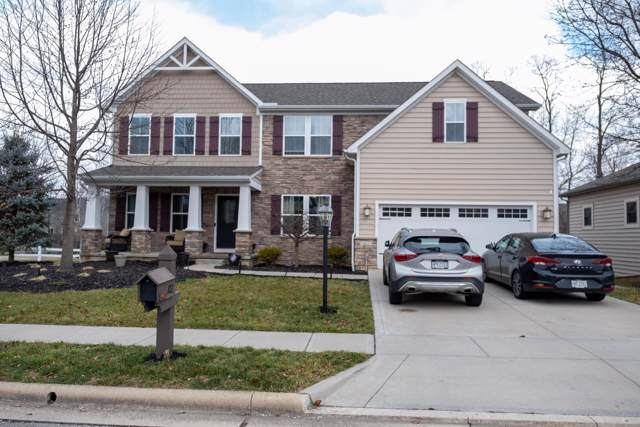 102 Tecumseh Court, Pickerington, OH 43147 (MLS #220001655) :: The Clark Group @ ERA Real Solutions Realty