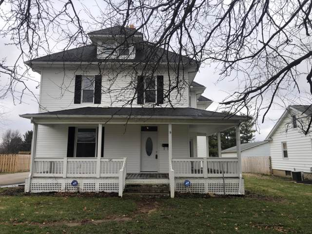 167 W Main Street, Ashville, OH 43103 (MLS #220001666) :: Berkshire Hathaway HomeServices Crager Tobin Real Estate