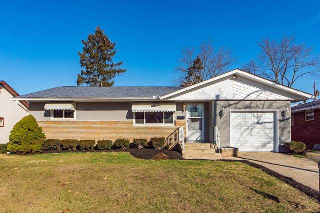 3760 Conway Drive, Columbus, OH 43227 (MLS #220001674) :: The Willcut Group
