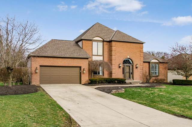 2645 Carmel Drive, Lewis Center, OH 43035 (MLS #220001693) :: Sam Miller Team