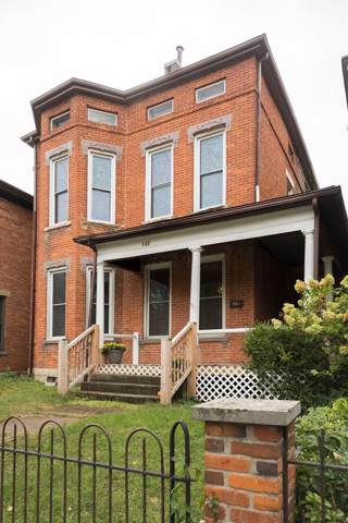 141 Warren Street, Columbus, OH 43215 (MLS #220001725) :: The Clark Group @ ERA Real Solutions Realty