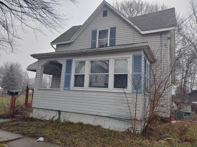30 Maple Street, Jeffersonville, OH 43128 (MLS #220001735) :: Shannon Grimm & Partners Team