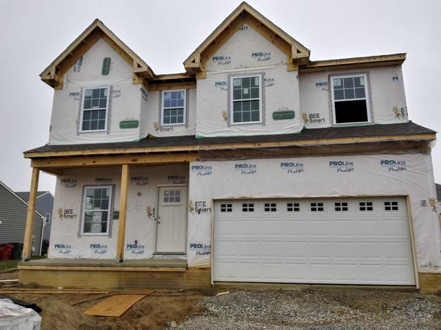 43 Burroughs Drive #101, Ashville, OH 43103 (MLS #220001746) :: RE/MAX ONE