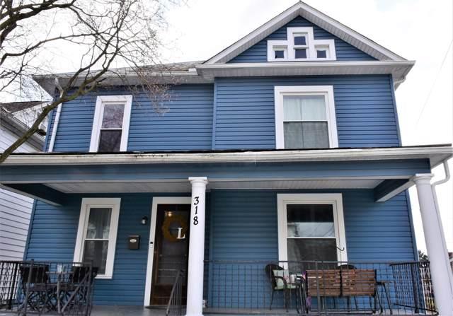 318 Reber Avenue, Lancaster, OH 43130 (MLS #220001798) :: Core Ohio Realty Advisors