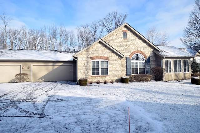 698 Albion Place, Westerville, OH 43082 (MLS #220001832) :: Signature Real Estate