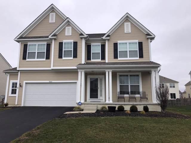 1540 Horizon Drive, Marysville, OH 43040 (MLS #220001864) :: Signature Real Estate