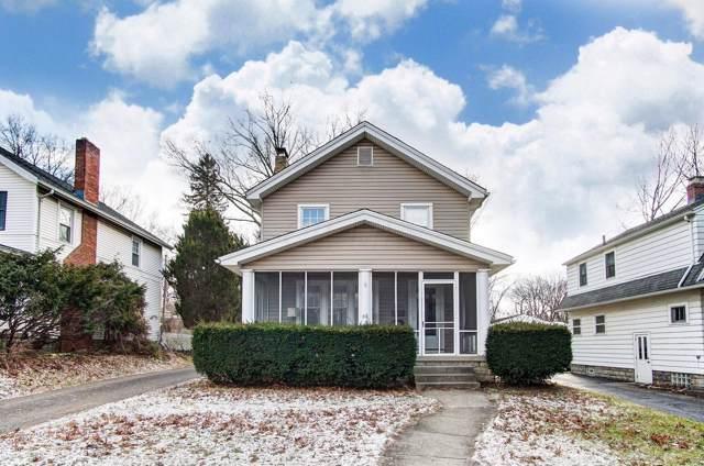 247 Piedmont Road, Columbus, OH 43214 (MLS #220001869) :: Angel Oak Group