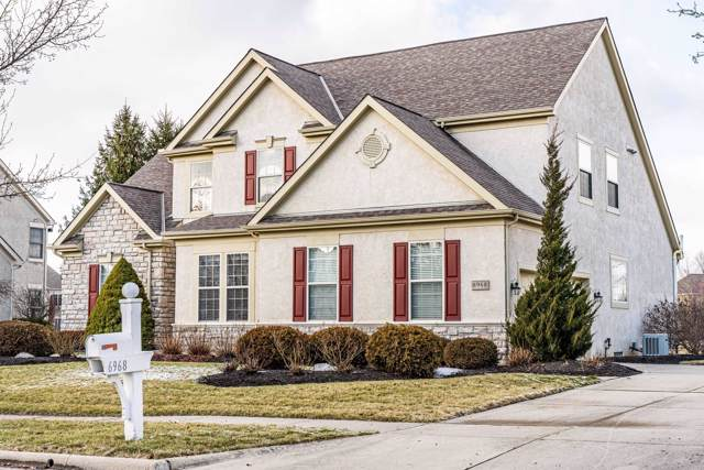 6968 Brodie Boulevard, Dublin, OH 43017 (MLS #220001884) :: Core Ohio Realty Advisors