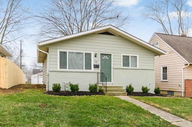 343 Morse Road, Columbus, OH 43214 (MLS #220001886) :: Berkshire Hathaway HomeServices Crager Tobin Real Estate