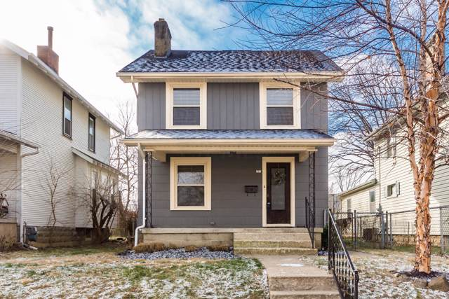 171 E Welch Avenue, Columbus, OH 43207 (MLS #220001899) :: Berkshire Hathaway HomeServices Crager Tobin Real Estate