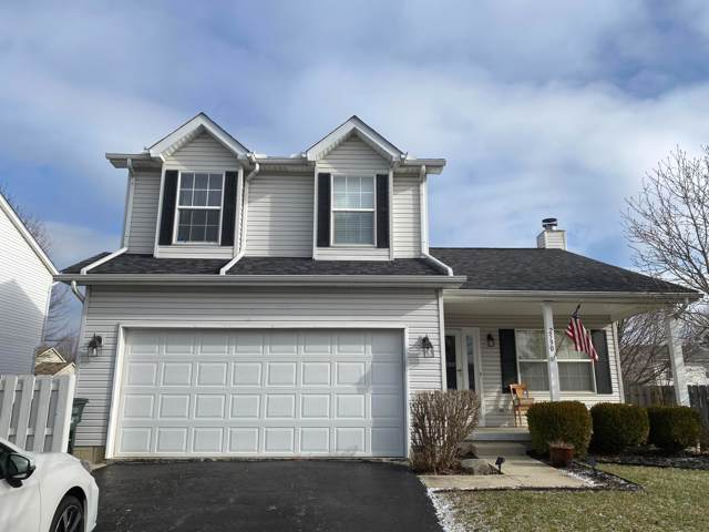 2590 Imperial Way Drive, Grove City, OH 43123 (MLS #220001903) :: The Clark Group @ ERA Real Solutions Realty