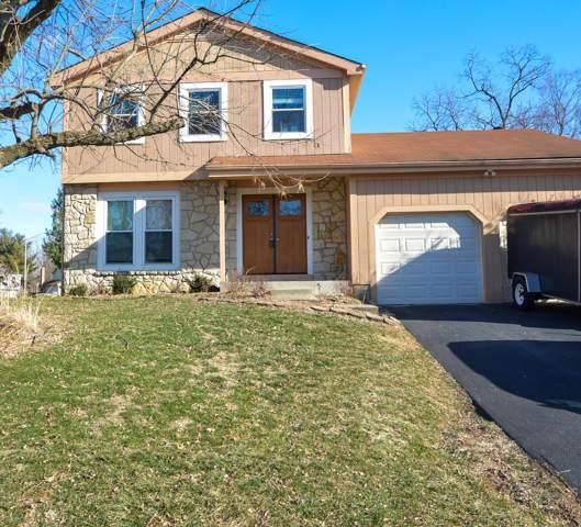 554 Saddletree Drive, Reynoldsburg, OH 43068 (MLS #220001909) :: Exp Realty