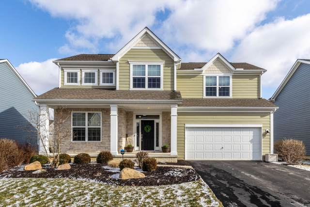 1079 Balmoral Drive, Delaware, OH 43015 (MLS #220001911) :: The Clark Group @ ERA Real Solutions Realty