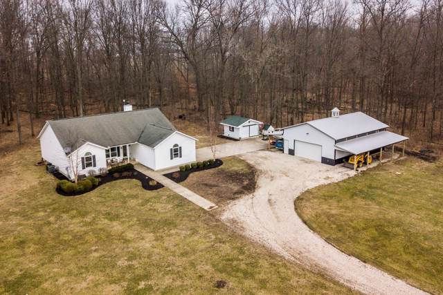 2563 Green Cook Road, Johnstown, OH 43031 (MLS #220001915) :: The Raines Group