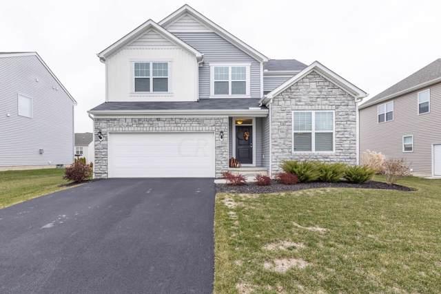 580 Stable Street, Marysville, OH 43040 (MLS #220001919) :: Signature Real Estate