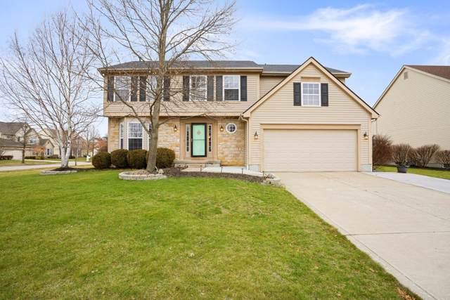 5522 Larkshire Court, Hilliard, OH 43026 (MLS #220001950) :: Signature Real Estate