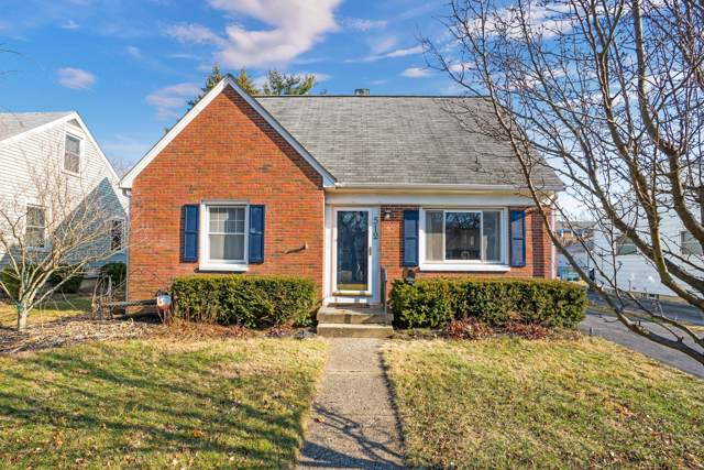 512 N Stanbery Avenue, Bexley, OH 43209 (MLS #220001967) :: Signature Real Estate