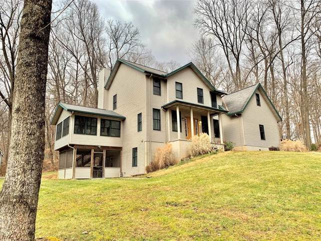 306 E Woodside Drive, Gambier, OH 43022 (MLS #220001980) :: The Holden Agency